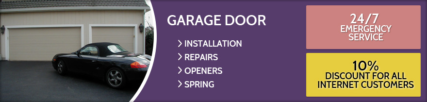 Elk Grove Garage Door Repair